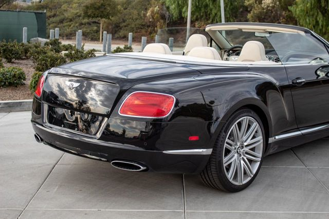 2014 Bentley Continental GT Speed 2dr Convertible - 17967148 - 16