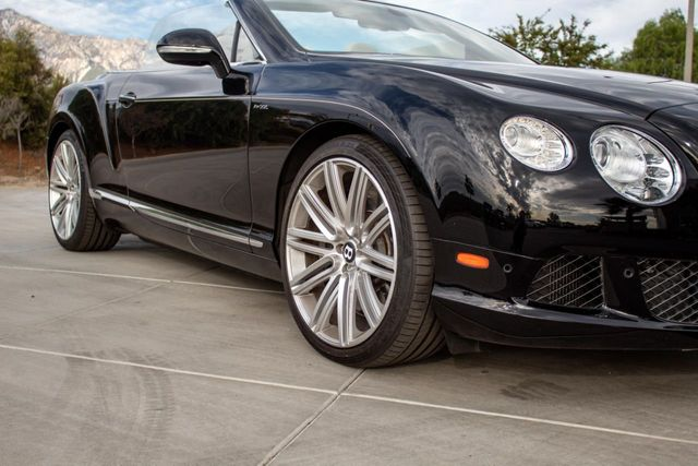 2014 Bentley Continental GT Speed 2dr Convertible - 17967148 - 18