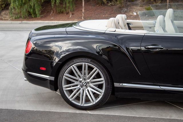 2014 Bentley Continental GT Speed 2dr Convertible - 17967148 - 20