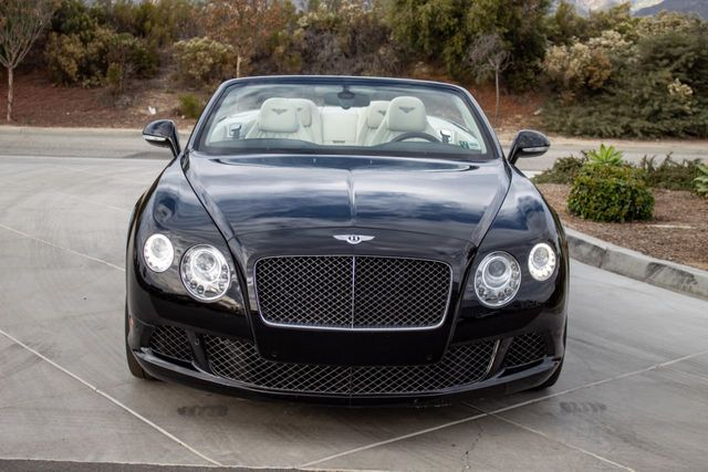 2014 Bentley Continental GT Speed 2dr Convertible - 17967148 - 3