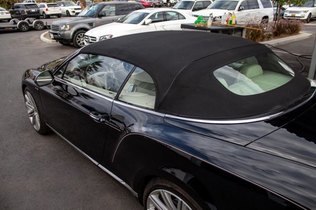 2014 Bentley Continental GT Speed 2dr Convertible - 17967148 - 46