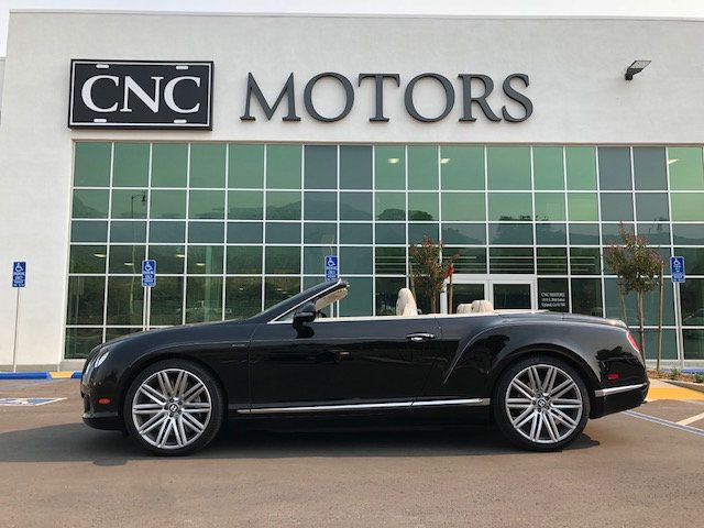 2014 Bentley Continental GT Speed 2dr Convertible - 17967148 - 48