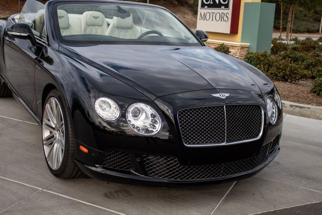 2014 Bentley Continental GT Speed 2dr Convertible - 17967148 - 4