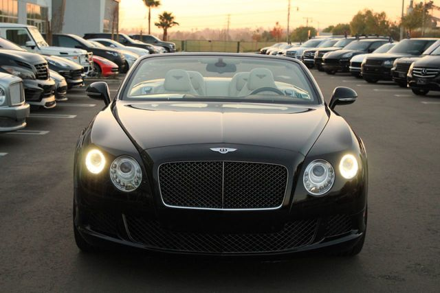 2014 Bentley Continental GT Speed 2dr Convertible - 17967148 - 49