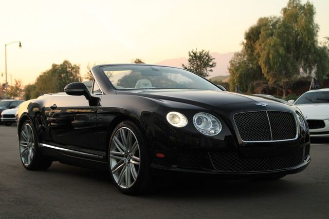 2014 Bentley Continental GT Speed 2dr Convertible - 17967148 - 50