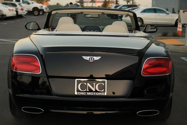 2014 Bentley Continental GT Speed 2dr Convertible - 17967148 - 52