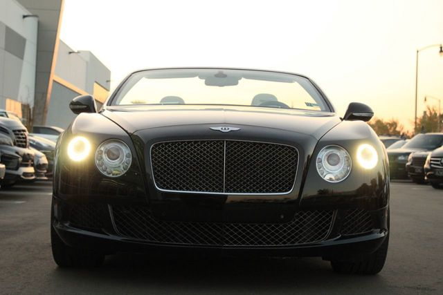 2014 Bentley Continental GT Speed 2dr Convertible - 17967148 - 58