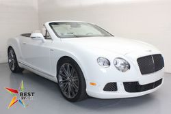 2014 Bentley Continental GT Speed - SCBGC3ZA4EC087185