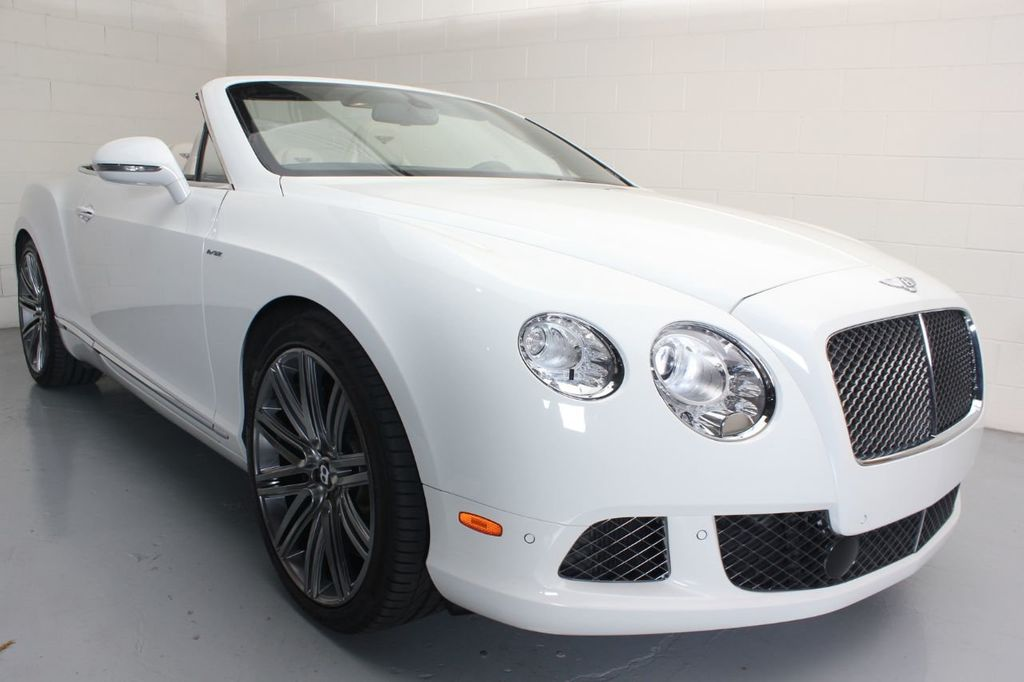 2014 Used Bentley Continental Gt Speed 2dr Convertible At