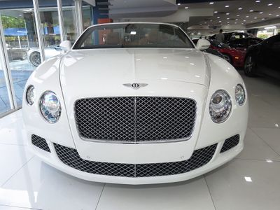 2014 Bentley Continental GT Speed Convertible - Click to see full-size photo viewer