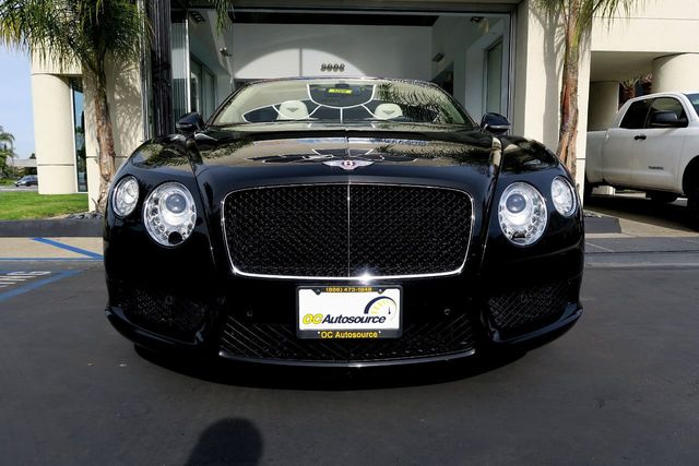 2014 Bentley Continental GT V8 2dr Convertible - Click to see full-size photo viewer
