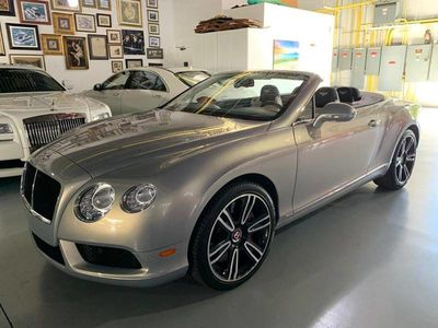 2014 Bentley Continental GT V8 2dr Convertible