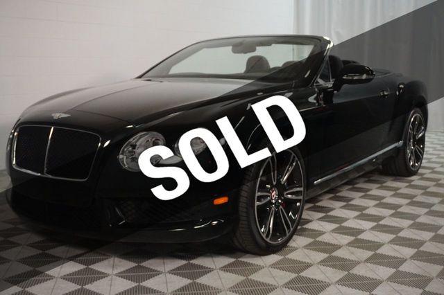 2014 Bentley Continental Gt V8 2dr Convertible For Sale Novi Mi