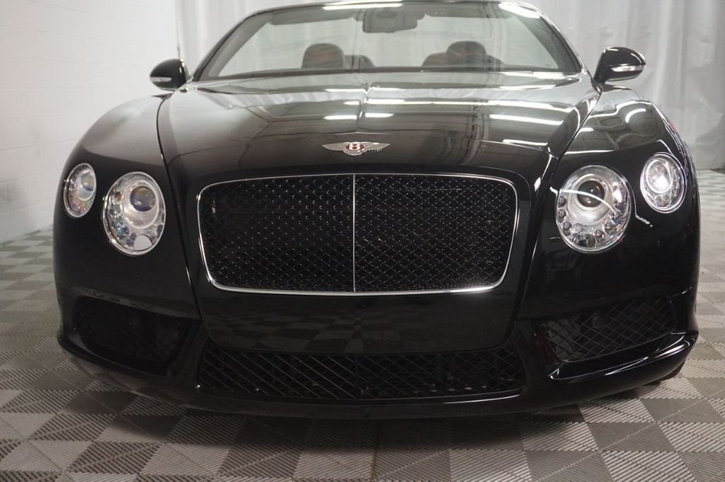 2014 Bentley Continental GT V8 2dr Convertible - 18061450 - 9