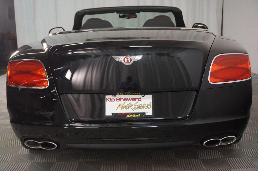 2014 Bentley Continental GT V8 2dr Convertible - 18061450 - 10