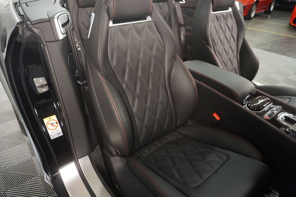 2014 Bentley Continental GT V8 2dr Convertible - 18061450 - 22