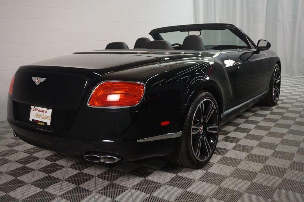 2014 Bentley Continental GT V8 2dr Convertible - 18061450 - 5