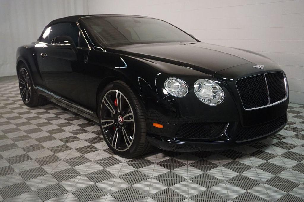 2014 Bentley Continental GT V8 2dr Convertible - 18061450 - 7