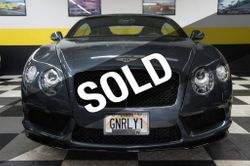 2014 Bentley Continental GT V8 S - SCBFH7ZA4EC094576