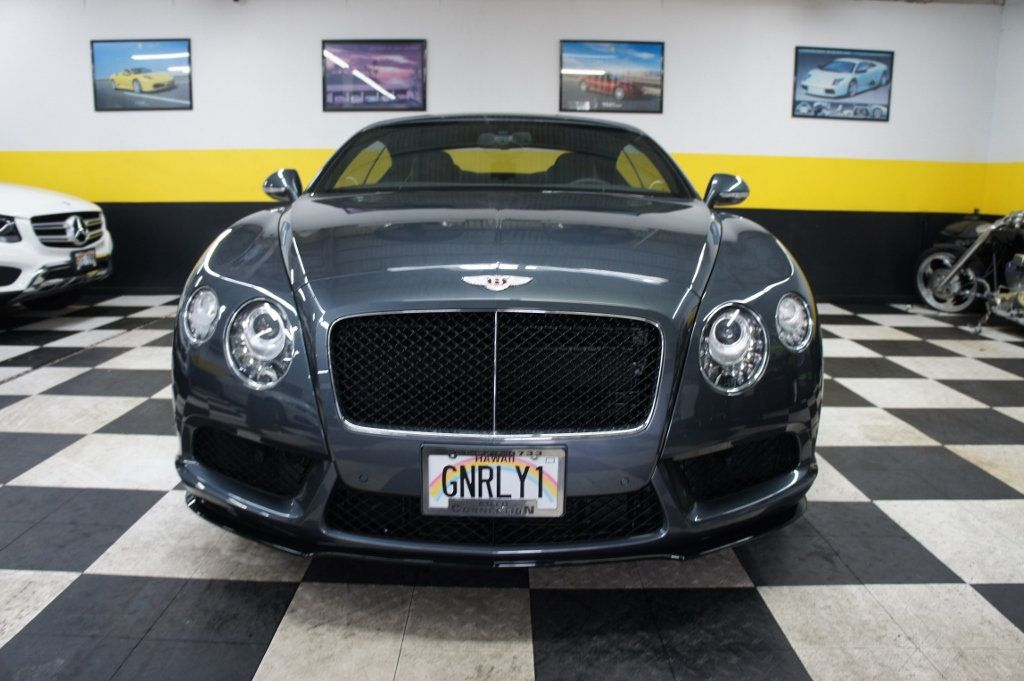 2014 Bentley Continental GT V8 S 2dr Coupe - 18689573 - 9