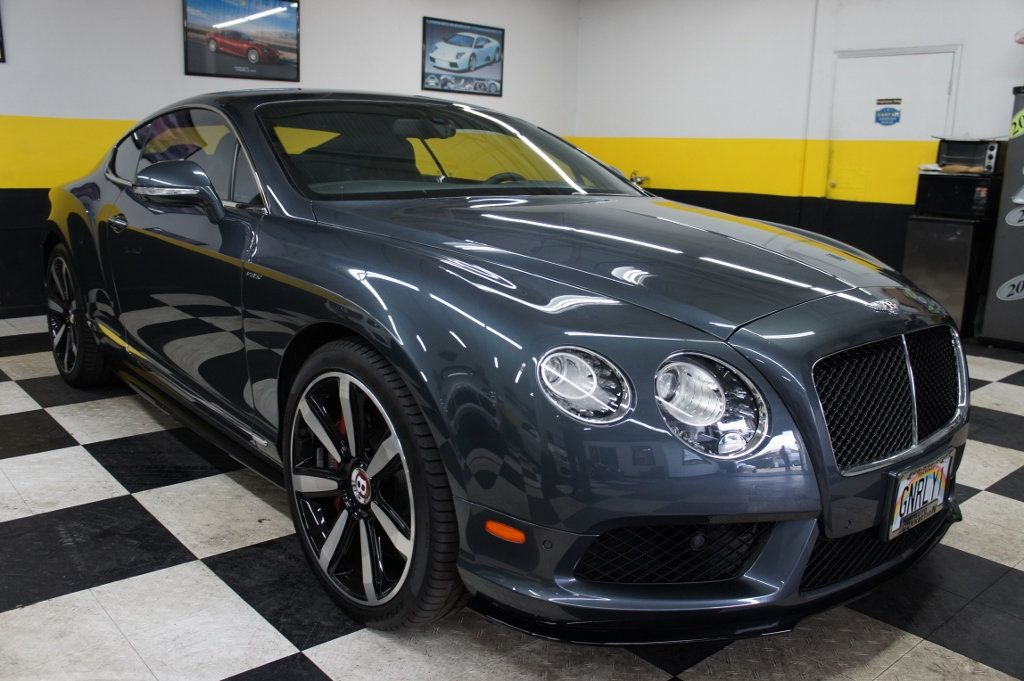 2014 Bentley Continental GT V8 S 2dr Coupe - 18689573 - 1