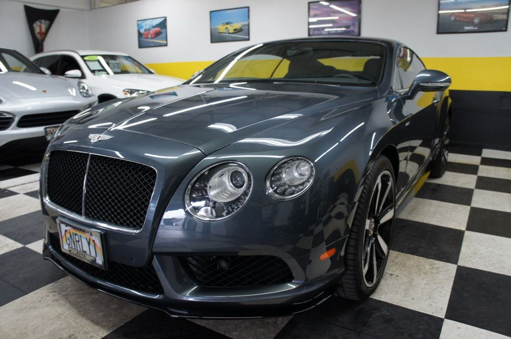 2014 Bentley Continental GT V8 S 2dr Coupe - 18689573 - 21