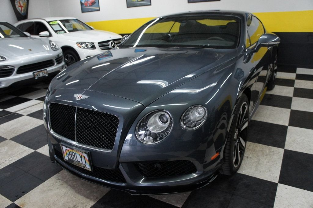 2014 Bentley Continental GT V8 S 2dr Coupe - 18689573 - 22