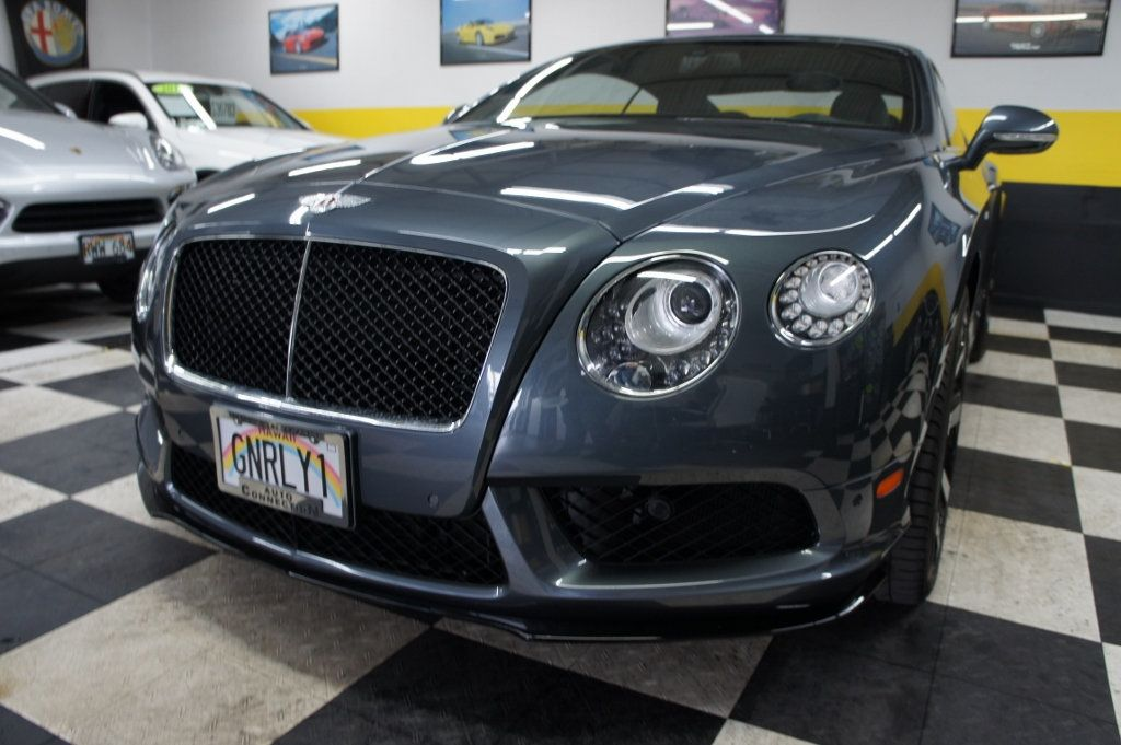 2014 Bentley Continental GT V8 S 2dr Coupe - 18689573 - 23