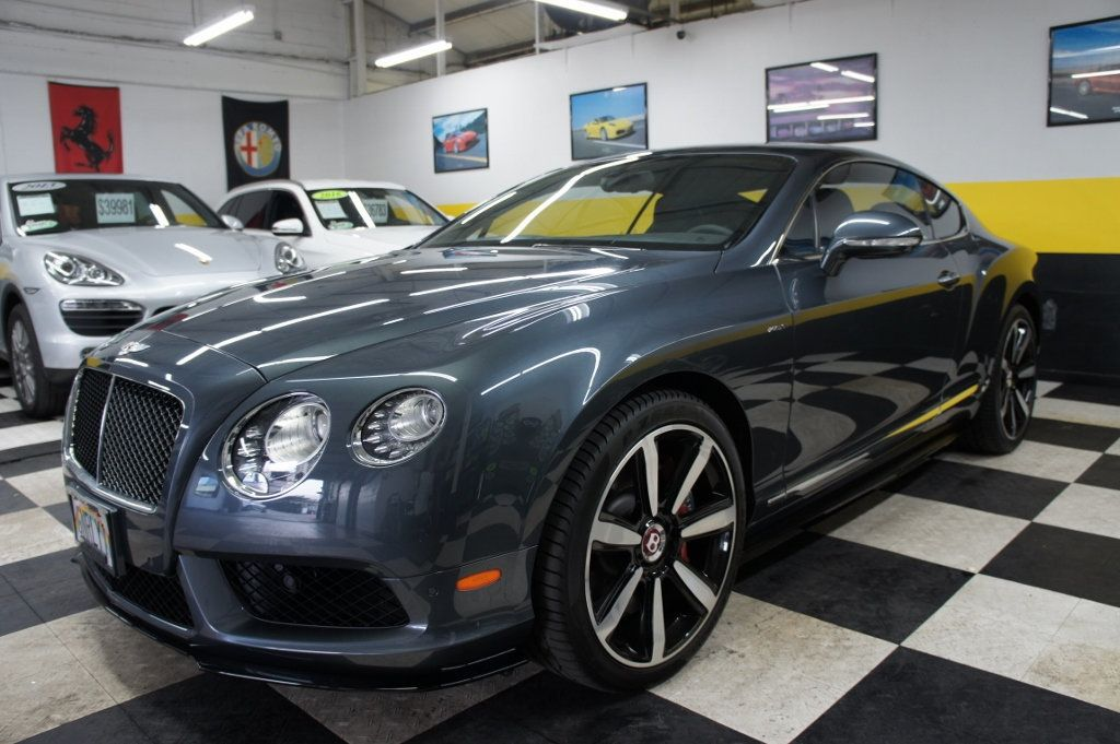 2014 Bentley Continental GT V8 S 2dr Coupe - 18689573 - 2