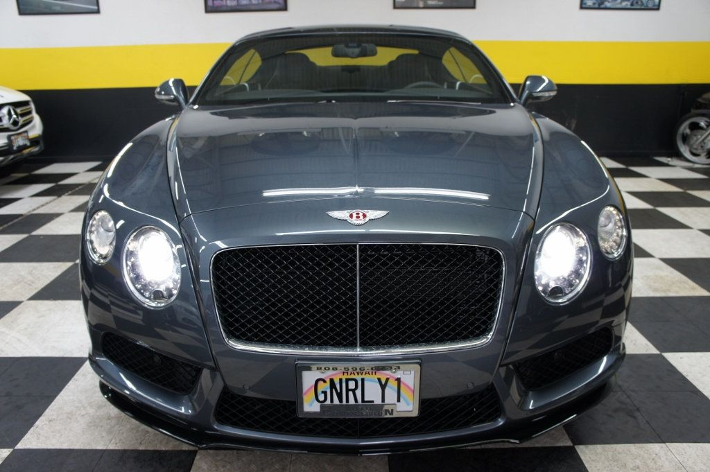 2014 Bentley Continental GT V8 S 2dr Coupe - 18689573 - 49