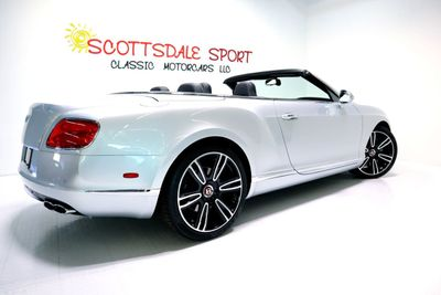 2014 Bentley Continental GTC V8 * ONLY 17K Miles...Exceptional - Click to see full-size photo viewer