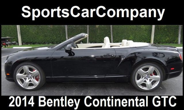 Perfect 2014 Bentley Continental GTC W12   16326429   19