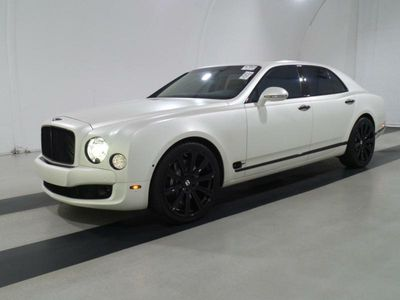 2014 Bentley Mulsanne 4dr Sedan