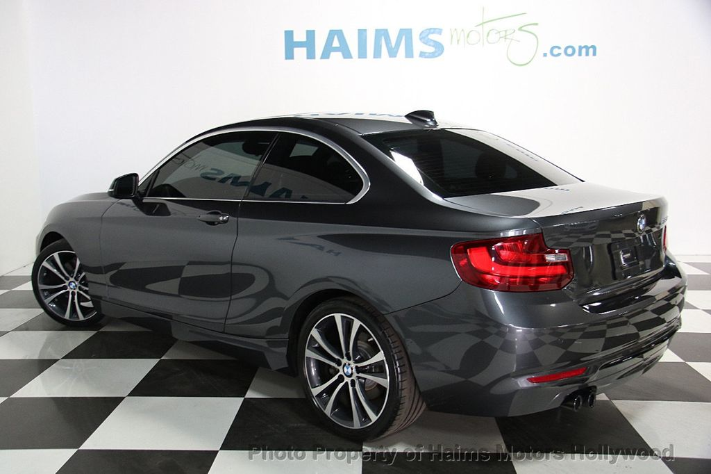 Used BMW Series I At Haims Motors Serving Fort - 228i bmw