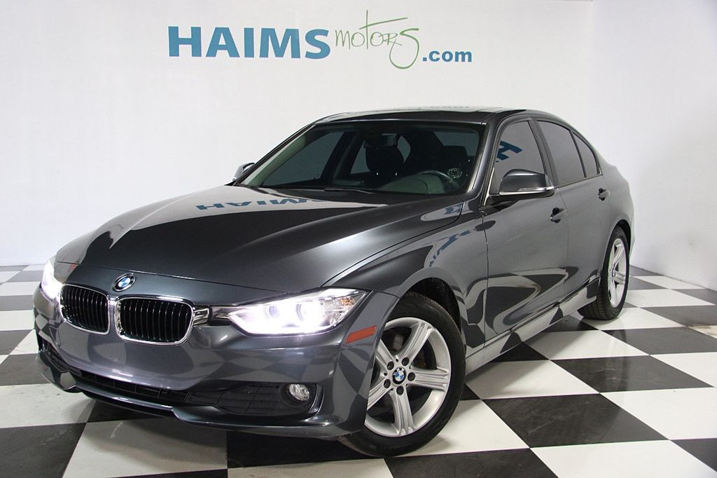 BMW Ft Lauderdale >> 2014 Used BMW 3 Series 320i at Haims Motors Serving Fort ...