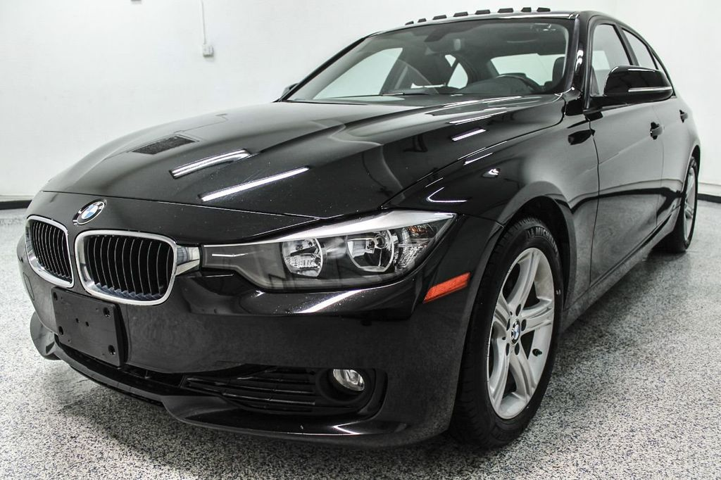 2014 Used Bmw 3 Series 320i Xdrive At Auto Outlet Serving Elizabeth