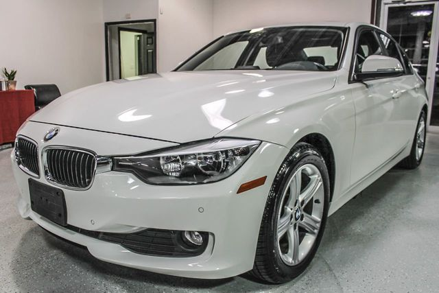 2014 BMW 3 Series 320i xDrive