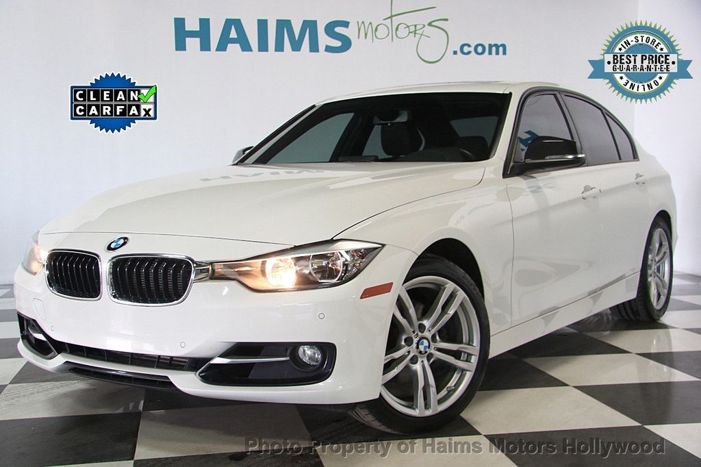 Used BMW Series I At Haims Motors Ft Lauderdale Serving - Bmw 328i 2014 price