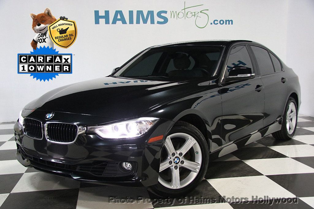 2014 BMW 3 Series 328i xDrive - 16642912 - 0