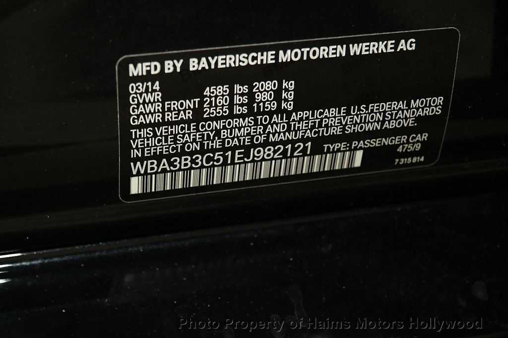2014 BMW 3 Series 328i xDrive - 16642912 - 35