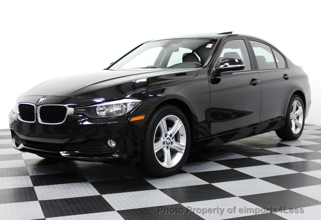 2014 used bmw 3 series certified 320i xdrive awd sedan. Black Bedroom Furniture Sets. Home Design Ideas