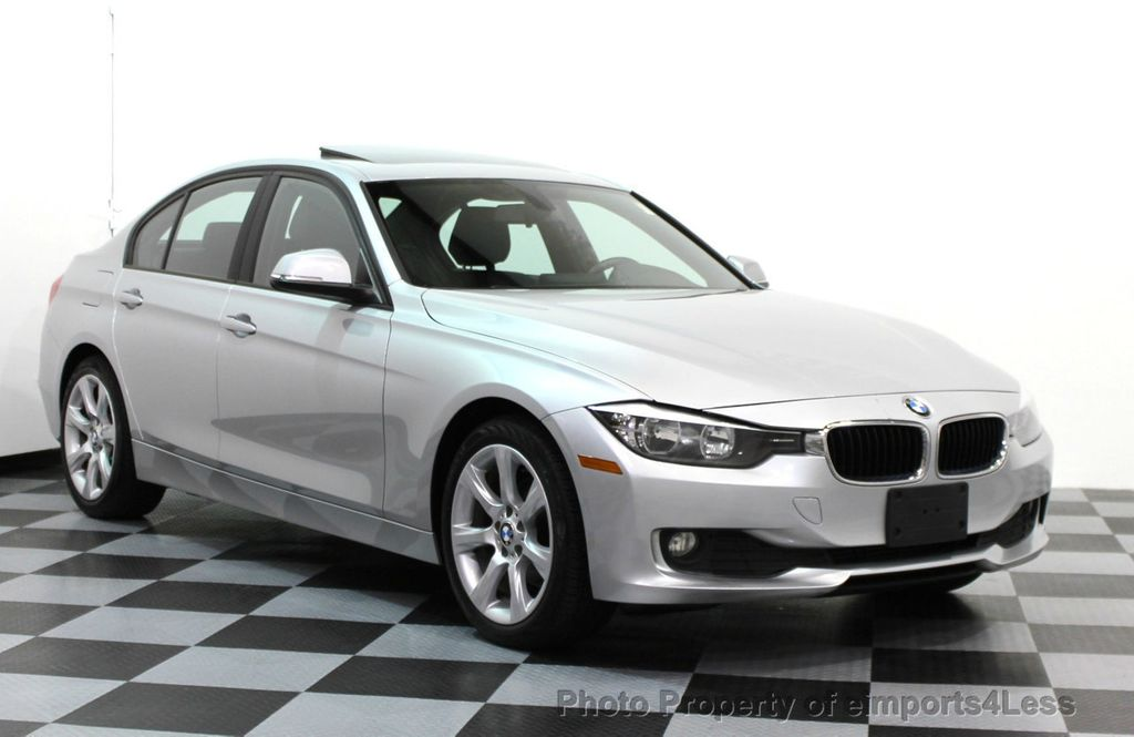 2014 BMW 3 Series CERTIFIED 320i XDRIVE AWD SPORT PACKAGE NAVIGATION