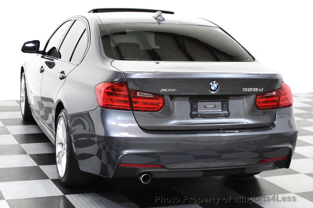 Used BMW Series CERTIFIED D XDRIVE M Sport AWD Diesel - 2013 bmw 328d