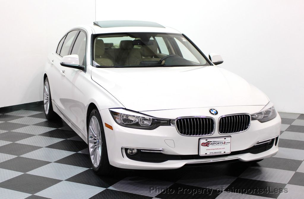 2014 BMW 3 Series CERTIFIED 328d xDRIVE Turbo Diesel AWD Luxury Line - 16762823 - 10