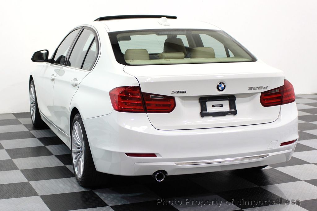 2014 BMW 3 Series CERTIFIED 328d xDRIVE Turbo Diesel AWD Luxury Line - 16762823 - 11