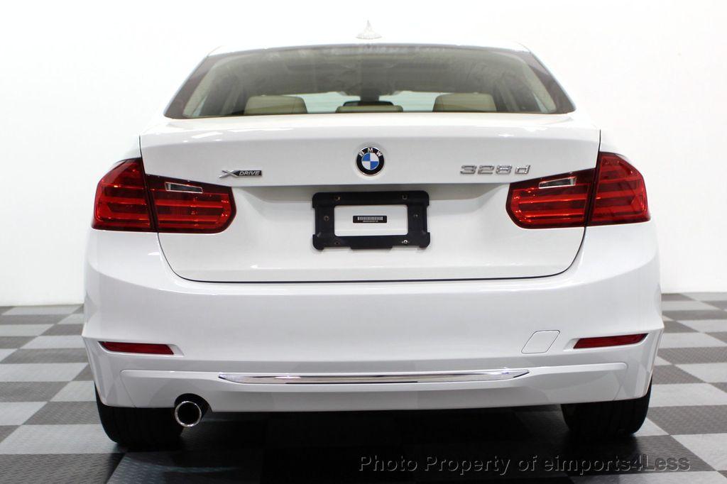 2014 BMW 3 Series CERTIFIED 328d xDRIVE Turbo Diesel AWD Luxury Line - 16762823 - 12