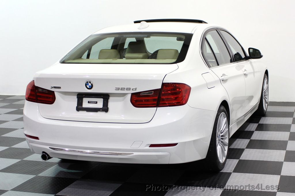 2014 BMW 3 Series CERTIFIED 328d xDRIVE Turbo Diesel AWD Luxury Line - 16762823 - 13