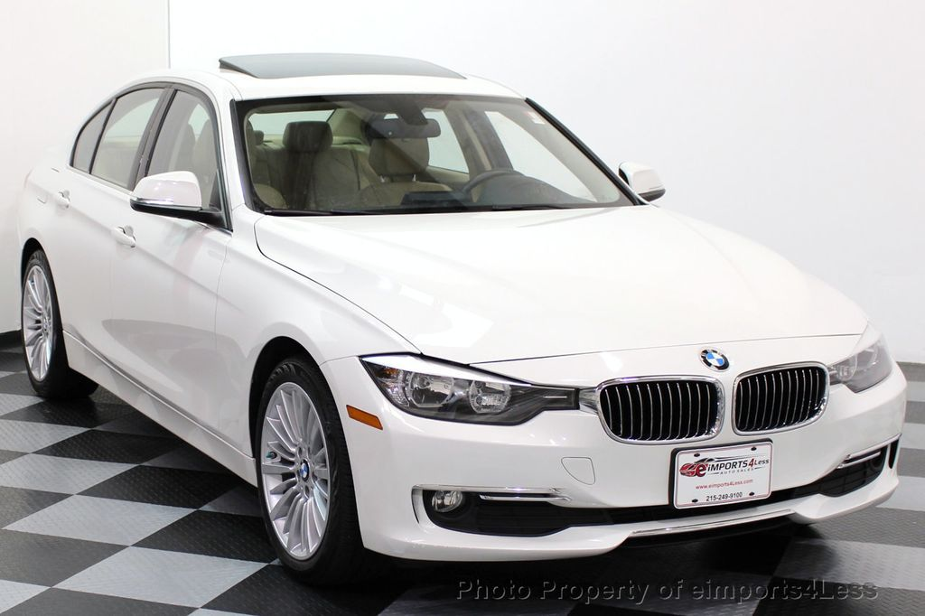 2014 BMW 3 Series CERTIFIED 328d xDRIVE Turbo Diesel AWD Luxury Line - 16762823 - 1