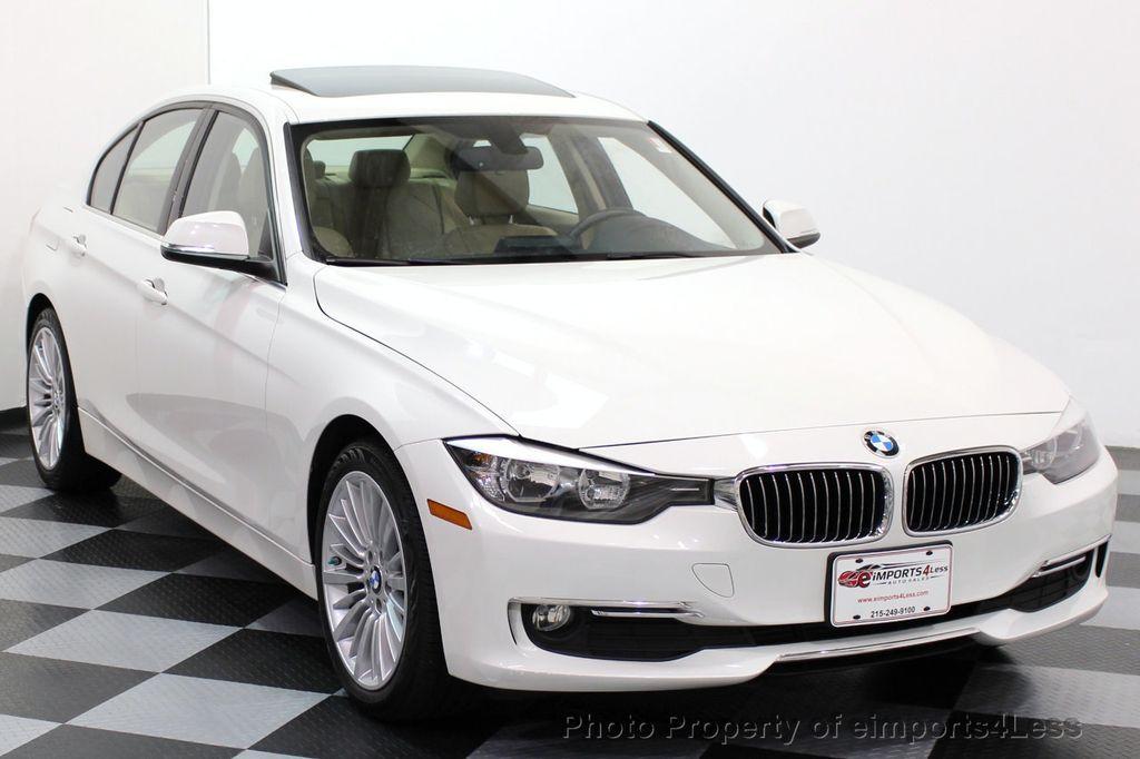 2014 BMW 3 Series CERTIFIED 328d xDRIVE Turbo Diesel AWD Luxury Line - 16762823 - 1