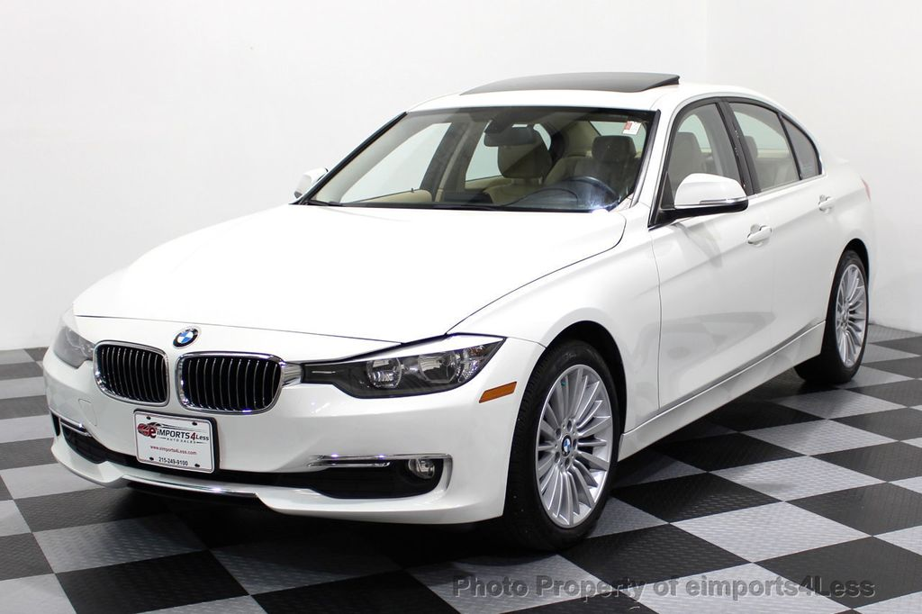 2014 BMW 3 Series CERTIFIED 328d xDRIVE Turbo Diesel AWD Luxury Line - 16762823 - 23